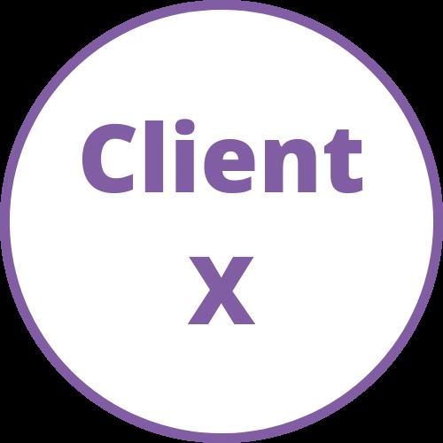 Client X